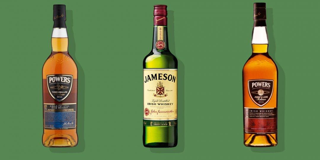 Why You Should Be Drinking Irish Whiskey