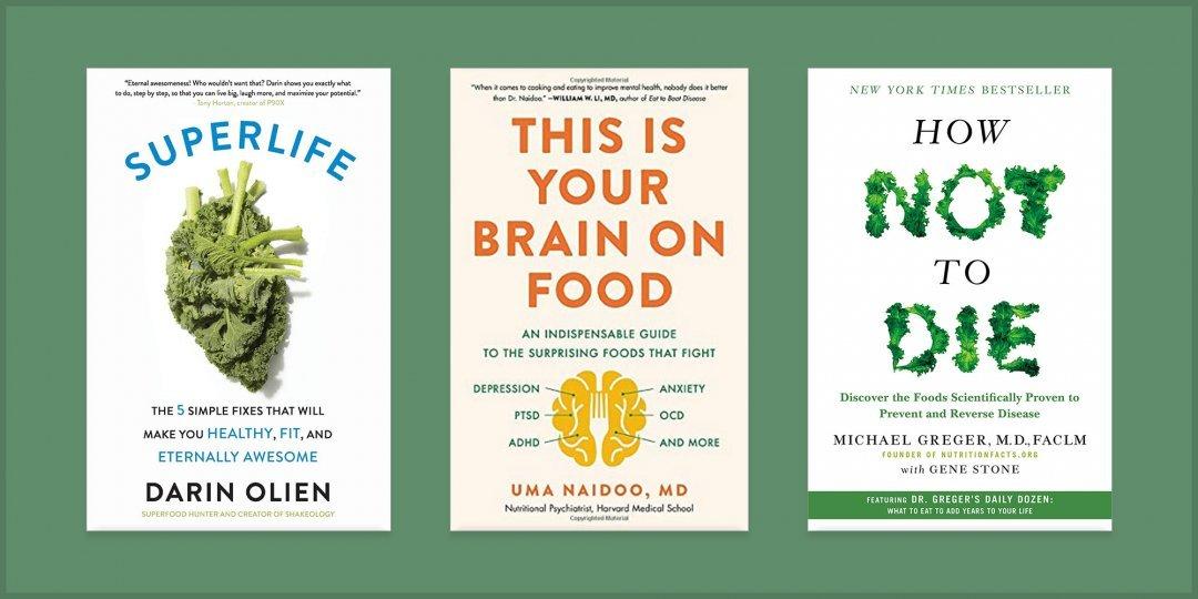Best Nutrition Books for Better Health