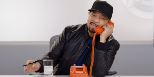 Ice-T Might Be Zoom's Biggest Fan