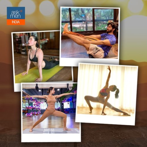 International Yoga Day 2021: Varun Dhawan And 6 Other Bollywood Actors Who Swear By Yoga