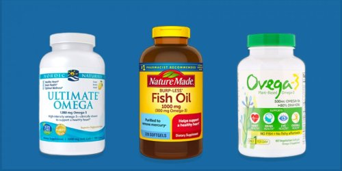 Omega-3s Ready to Give Your Bod a Boost - W/O the Fishy Taste