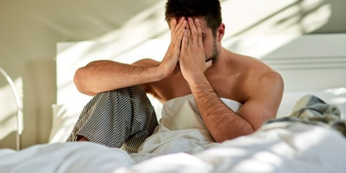 The Right Way to Open Up About Your Inadequacies in Bed