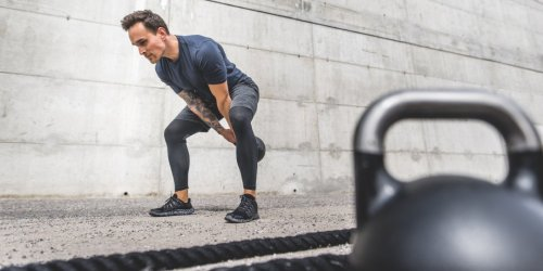 It's Time to Master the Kettlebell Swing