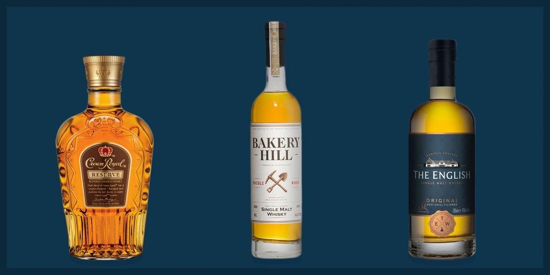 The Best Whiskeys Around the World