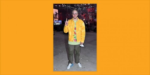 Style a Fit With Flavor Like Pete Davidson