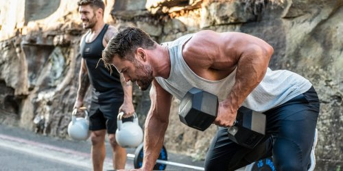 10-Week Workout Program You Need for Chris Hemsworth Level Gains