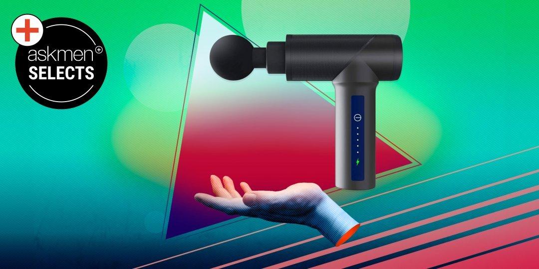 AskMen Selects: Sportneer Percussion Massage Gun