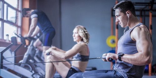 A Doctor Explains Why Rowing Is Better Than Running