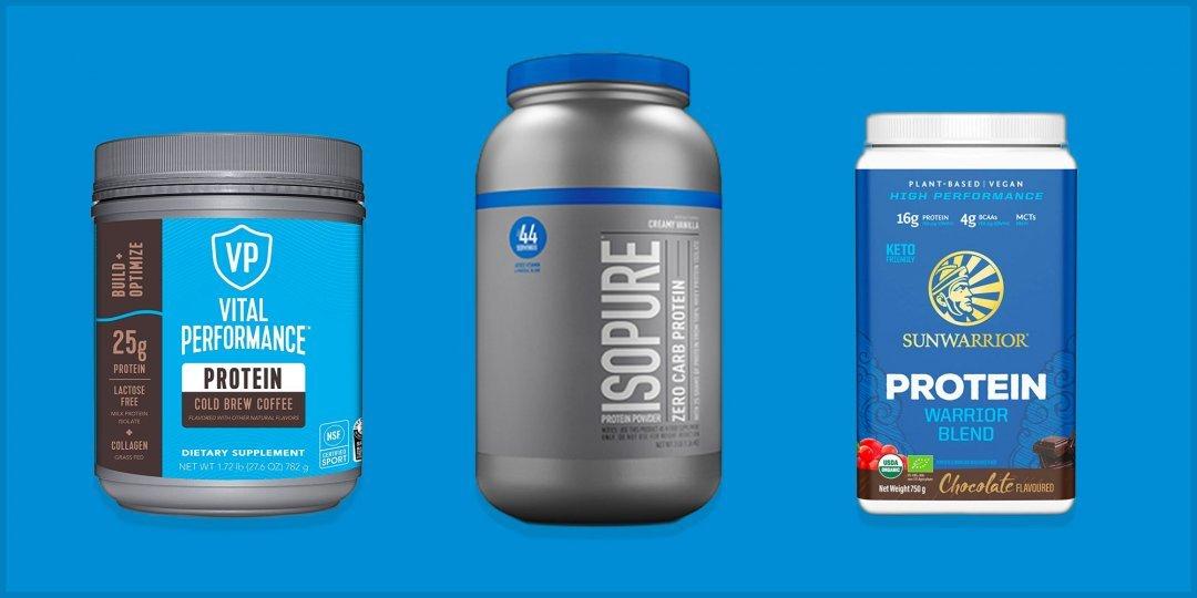 Meet the Best-Tasting Protein Powders