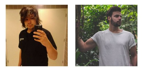 This Guy Lost 110 Pounds Thanks To A Super Flexible Diet Plan