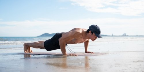 5 Moves to Build up Your Upper Body W/O a Bench Press