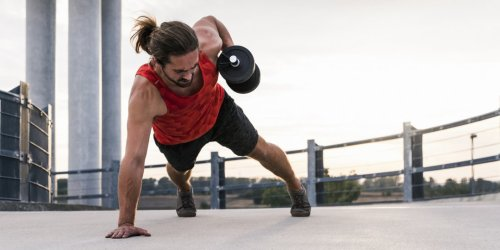 Muscle-Building Techniques That'll Blast You Past Your Plateau