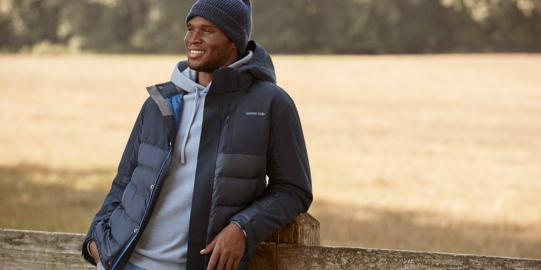 Fall Must-Haves from Lands' End