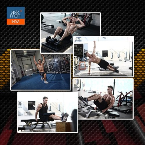 Rob Riches' 5-Step Approach To Full Body Workouts