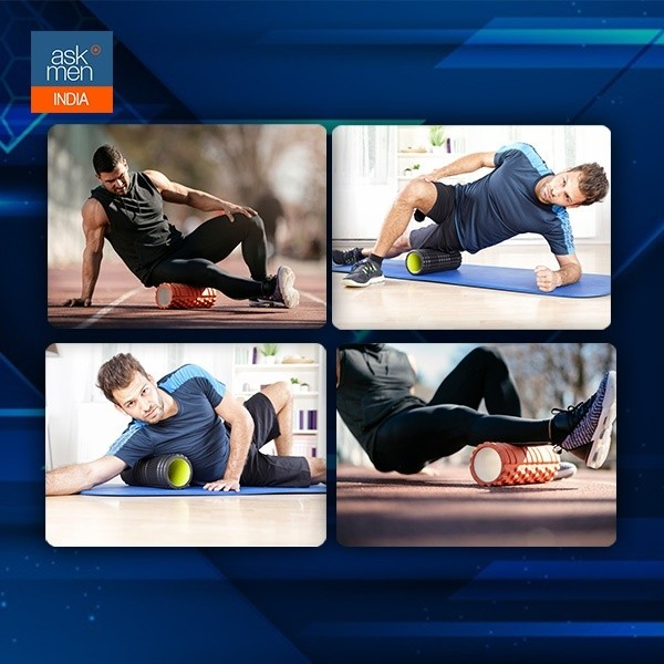 8 Ways To Use A Foam Roller When Stretching