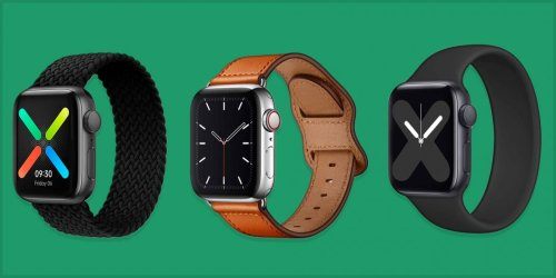 Personalize Your Apple Watch With These Purpose-Made Bands