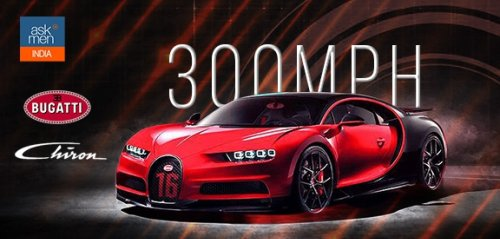 No Need For More Speed: Bugatti Chiron Zooms Past The 300 MPH World Record