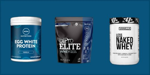 10 Clean Protein Powders for Building Muscle the Right Way