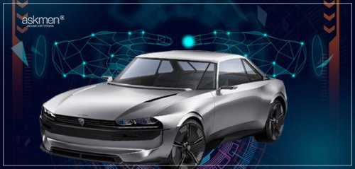 The Peugeot e-LEGEND Concept Is The 'Futuristic' Car We've Only Dreamed Of