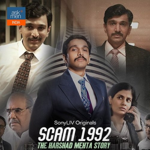 Pratik Gandhi-Starrer 'Scam 1992: The Harshad Mehta Story' Is Among The Top 10 Highest-Rated TV Series On IMDB