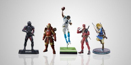 These Action Figures Are So Cool, You'll Want To Collect Them All