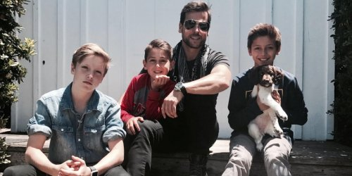 Raine Maida On Making Dad Mistakes And Prying Your Kids Off Snapchat