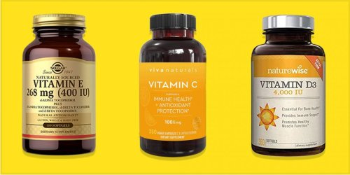 Need an Immune Boost? These Are the Vitamins Experts Recommend