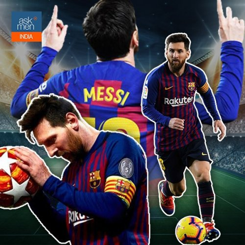 Lionel Messi's Fitness Routine Will Transform You Into A Man Of Steel