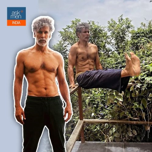5 Exercises That Improve Core Strength and Balance Ft. Milind Soman