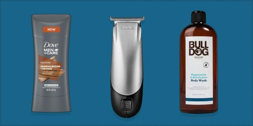 Men Share What's In Their Grooming Arsenal
