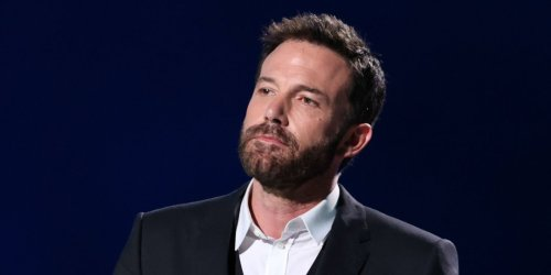 It Turns Out Even Ben Affleck Can't Handle Rejection