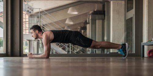 What's Isometric Training? Here's Why Pro Trainers Want You to Try It