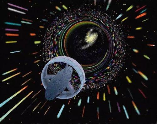 Warp motorları: ışıktan daha hızlı uzay yolculuğu şansını artırıyor