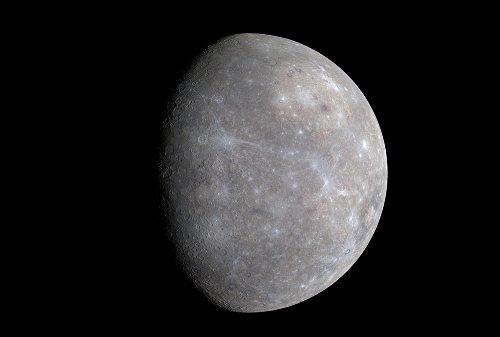 Weird Object: Mercury
