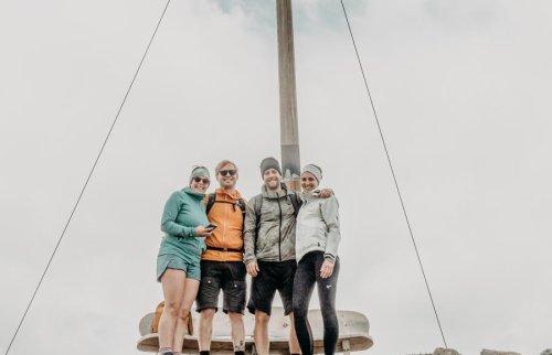 Wanderung Mittager Gipfel: Eine abenteuerliche Wanderung