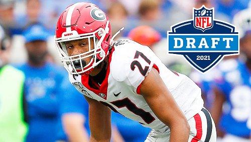 2021 NFL Draft Profile: Eric Stokes