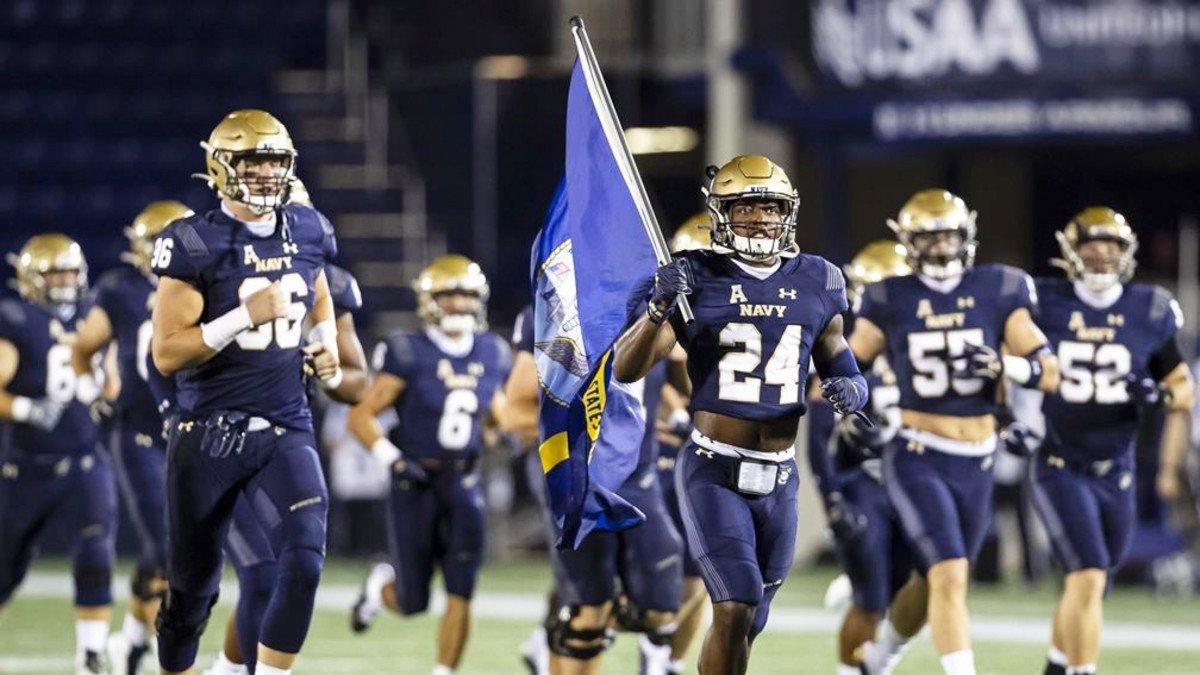 Navy vs. East Carolina Football Prediction and Preview