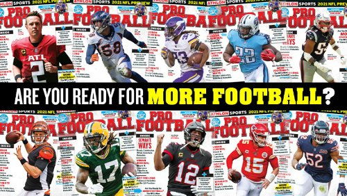 Athlon Sports' 2021 NFL Preview Magazine Available Now