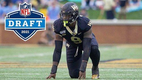 2021 NFL Draft Profile: Carlos Basham Jr.
