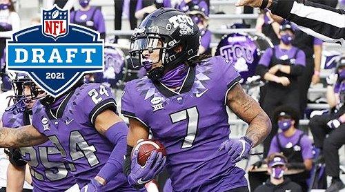 2021 NFL Draft Profile: Trevon Moehrig