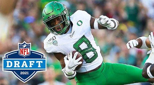 2021 NFL Draft Profile: Jevon Holland