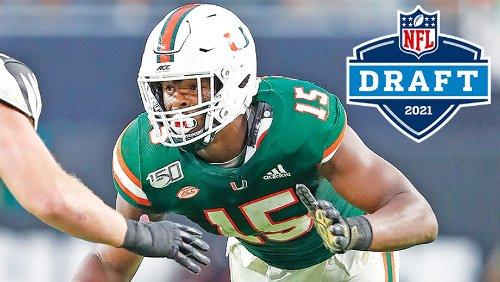 2021 NFL Draft: Defensive End Rankings
