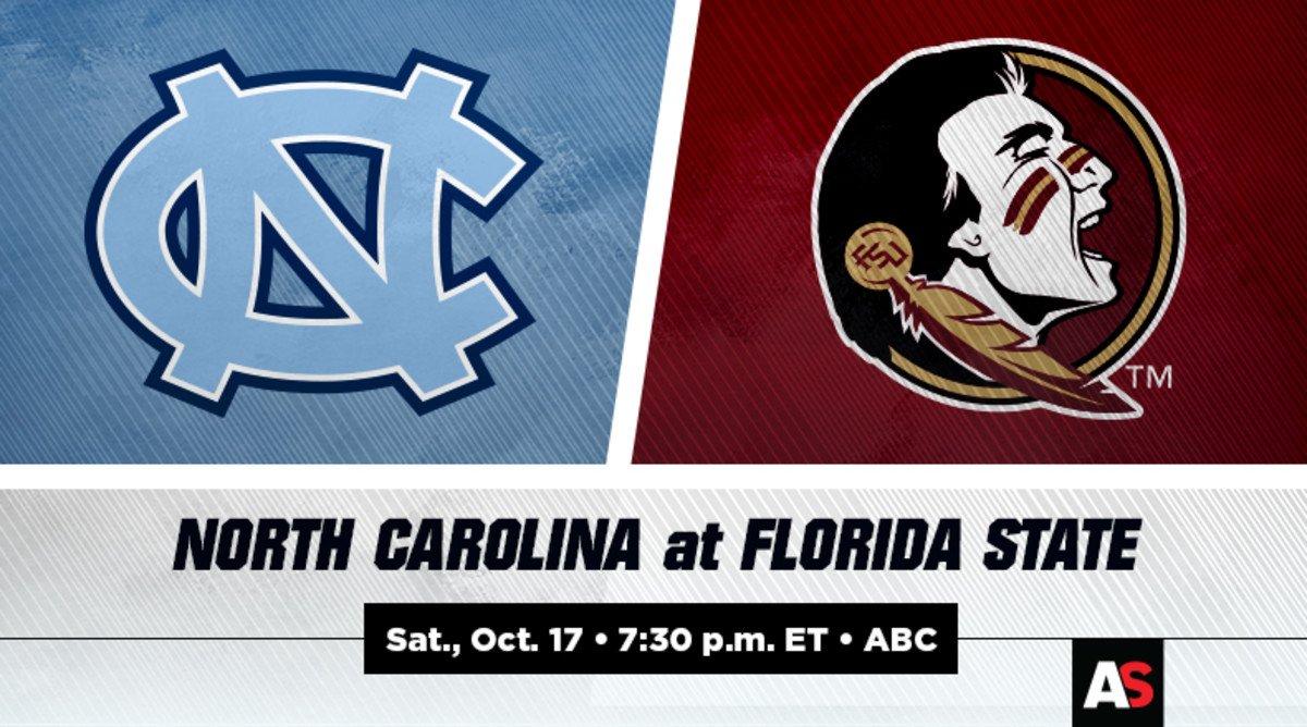 North Carolina vs. Florida State Football Prediction and Preview