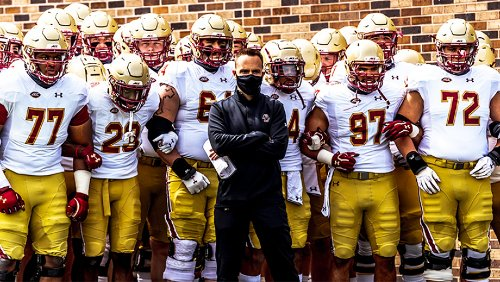 Boston College Football: Eagles' 2021 Spring Preview