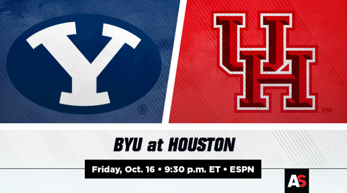 BYU vs. Houston Football Prediction and Preview