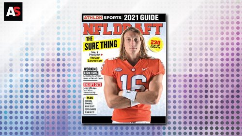 Athlon Sports' 2021 NFL Draft Guide Digital Edition Available Now