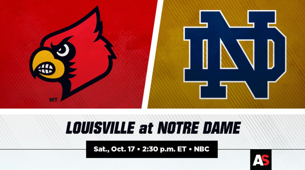 Louisville vs. Notre Dame Football Prediction and Preview