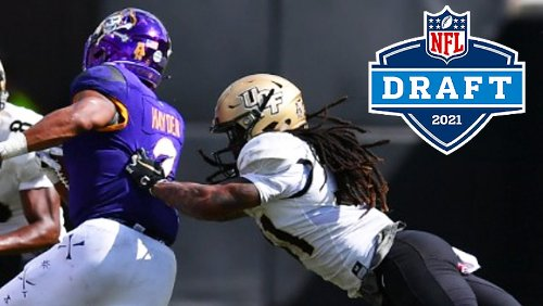 2021 NFL Draft Profile: Aaron Robinson