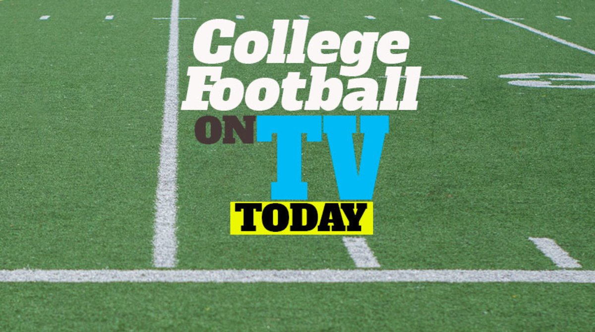 College Football Games on TV Today (Friday, Oct. 16)