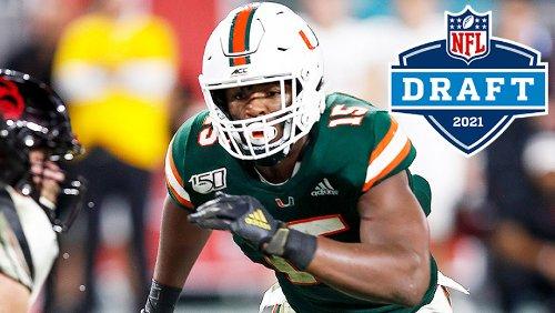 2021 NFL Draft Profile: Gregory Rousseau